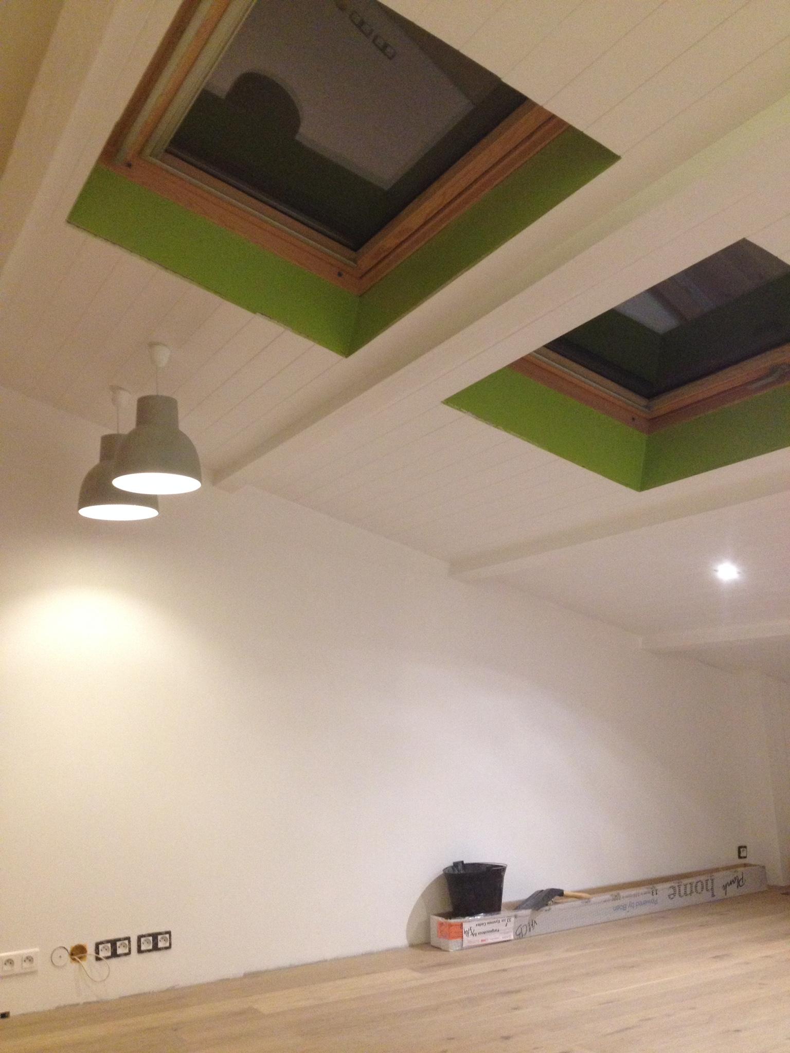 rénovation intérieure et extension d_une maison à Latresne